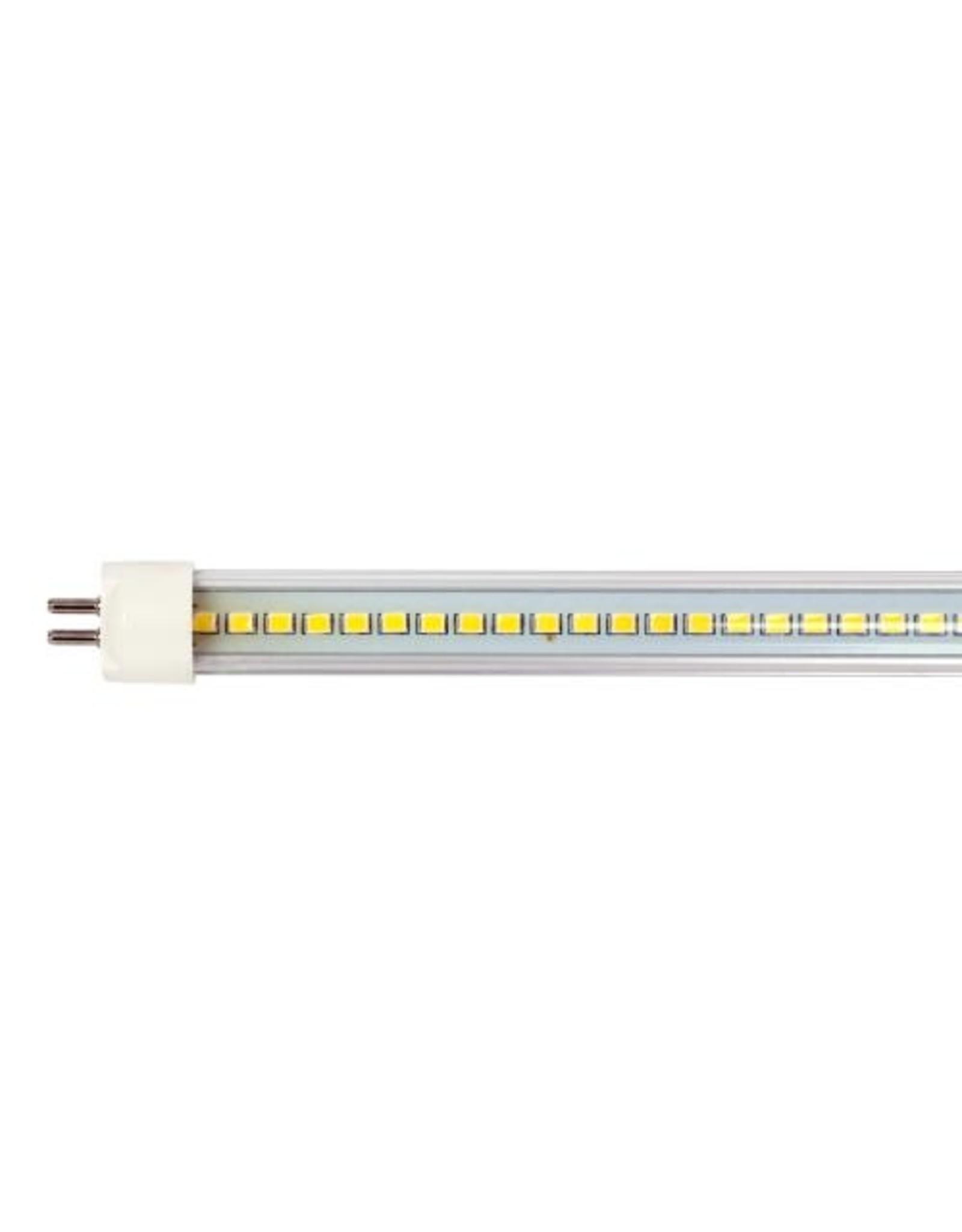 AgroLED iSunlight T5 White 5500 K LED Lamp - 2 ft / 21 Watt