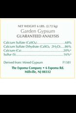 Espoma Organic Gypsum - 6lb