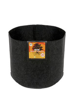 Gro Pro Gro Pro Essential Round Fabric Pot - Black 20 Gallon