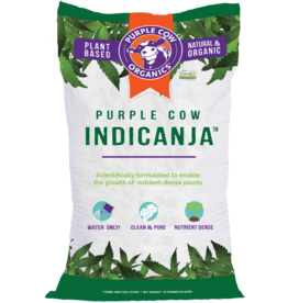 Purple Cow Organics IndiCanja 1 cu ft Bag