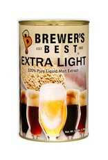 Brewer's Best Extra Light Liquid Malt Extract 3.3 lb Tin