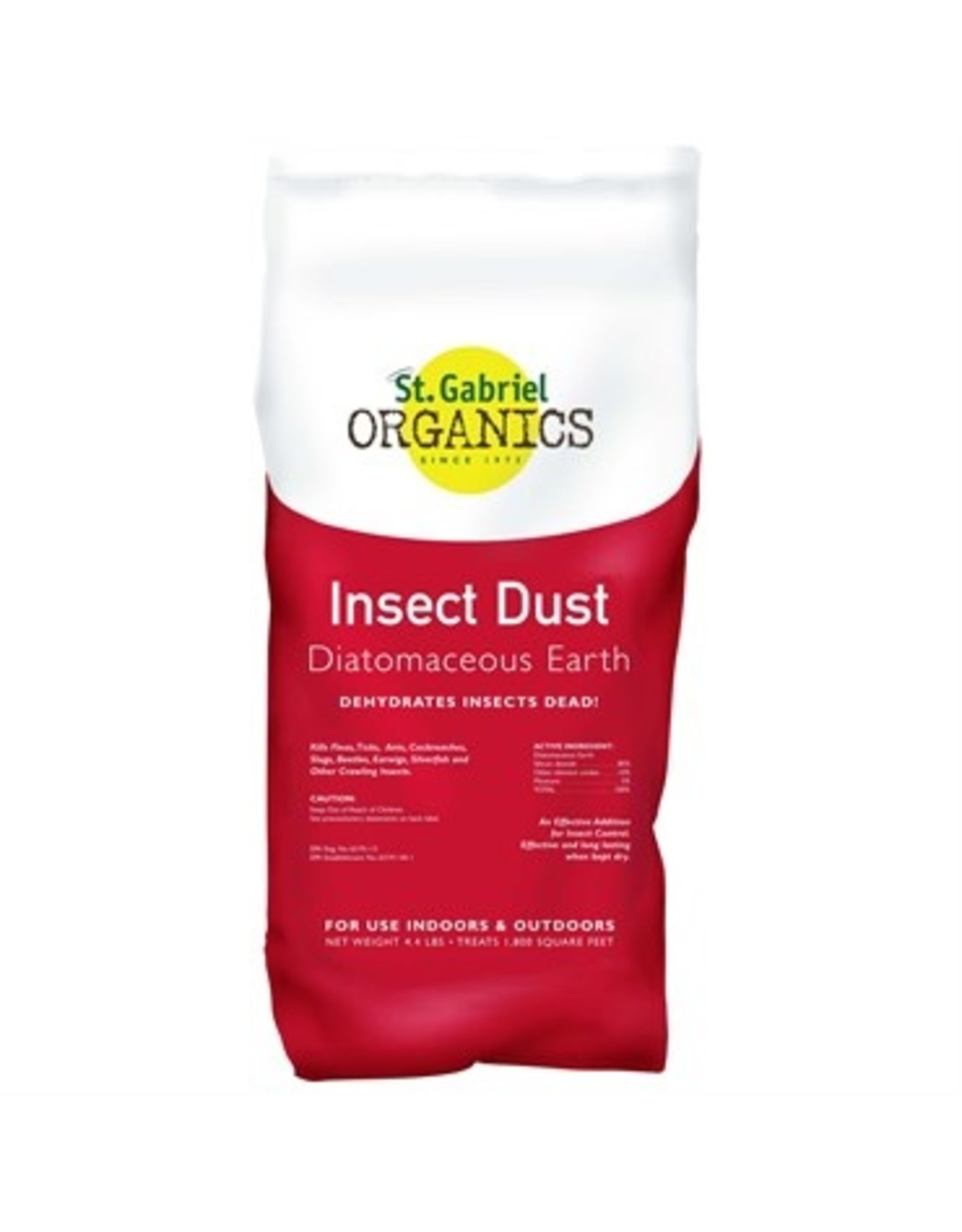 Diatomaceous Earth Insect Dust 4.4lb