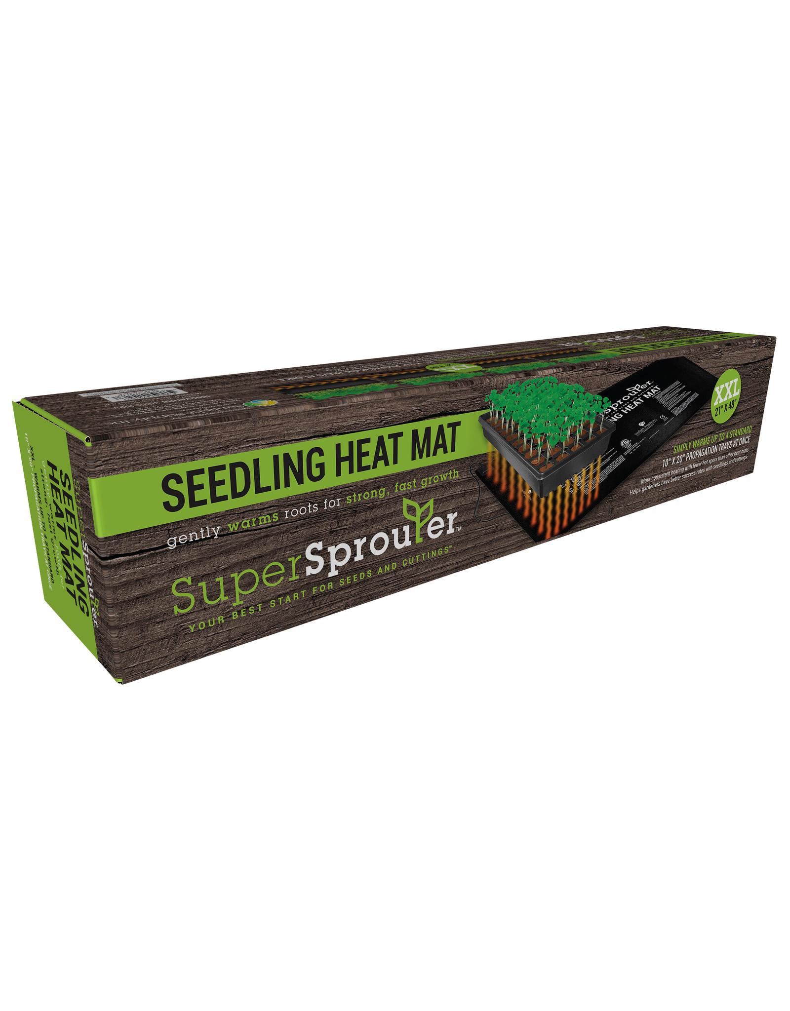 """Super Sprouter Seedling Heat Mat 21"""" x 48"""""""