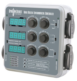 Titan Controls Titan Controls Spartan Series Basic Digital Environmental Controller (Temperature, CO2 Timer and Humidity)