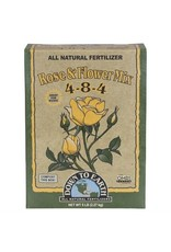 Down To Earth Down To Earth Rose and Flower Mix (4-8-4) - 5 lb