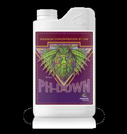 Advanced Nutrients Advanced pH Down 1L