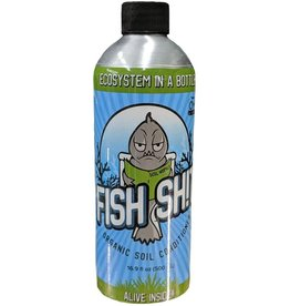 Fish Head Farms Fish Sh!t Organic Soil Conditioner - 500 ML