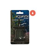 """AquaVita 2'' Cylinder Air Stone w/ Base - 3/16"""" ID"""
