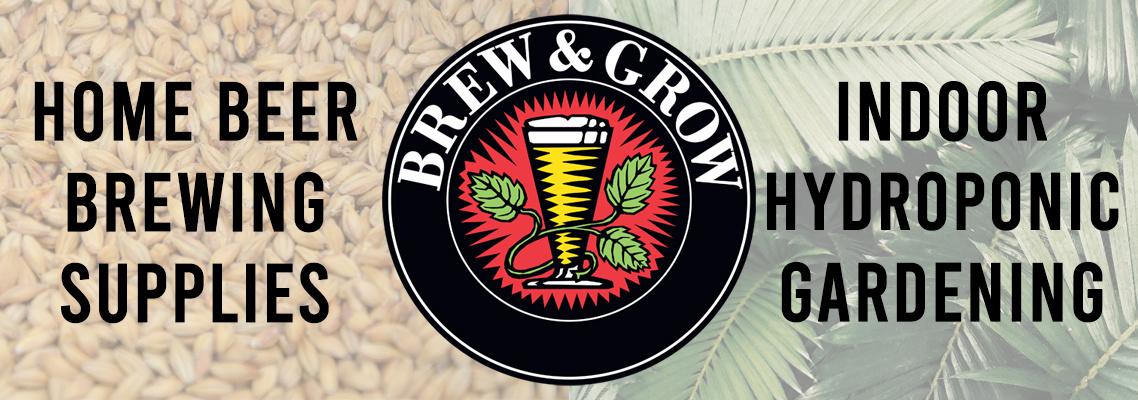 Brew & Grow Hydroponics & Homebrewing