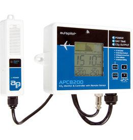 Hydrofarm Autopilot CO2 Monitor & Controller w/15' Remote Sensor