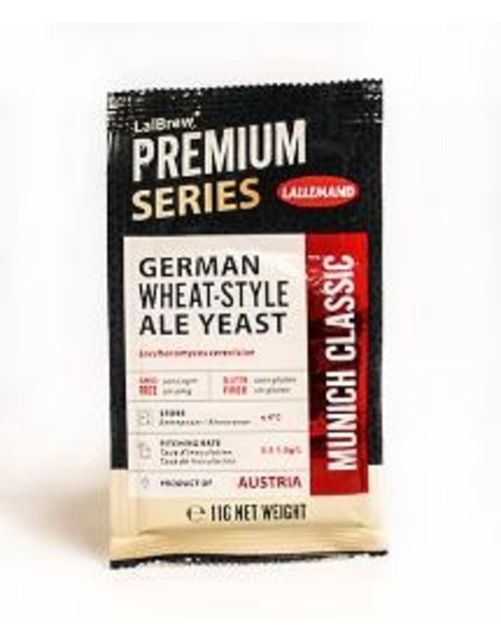 Lallemand Lallemand Munich Classic Brewing Yeast 11 Gram