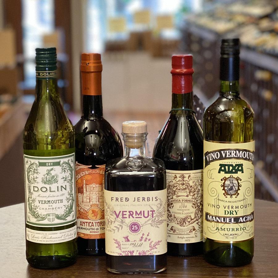 Vermouth/Aromatized Wine