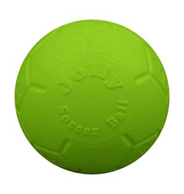 Jolly Soccer Ball Green 6in