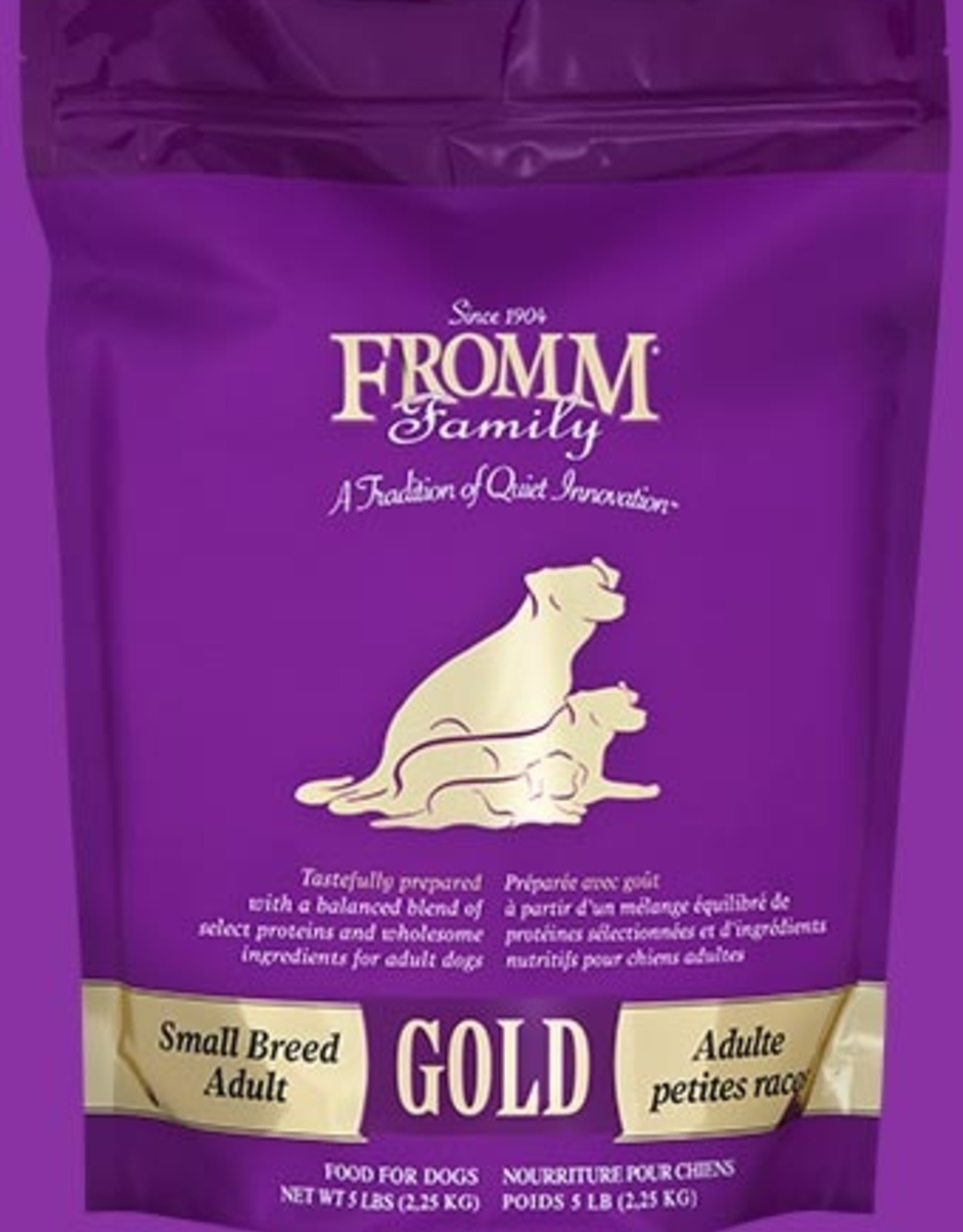 Fromm Gold Small Breed 5lb