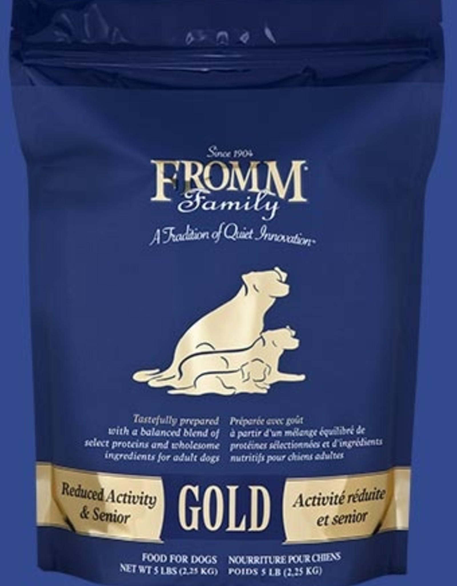 Fromm Gold Senior 5lb