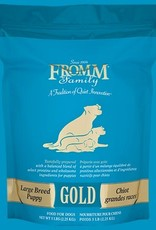 Fromm Gold Large Breed Puppy  15lb