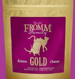 Fromm Gold Kitten 2.5lb