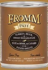 Fromm Turkey, Duck, & Sweet Potato Pate 12oz