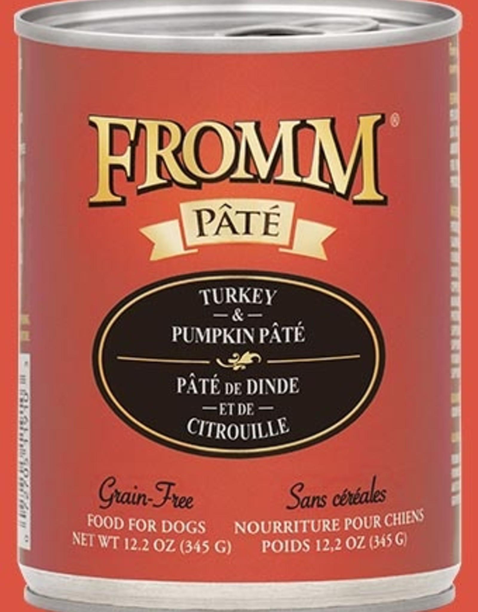 Fromm Turkey & Pumpkin Pate