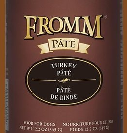 Fromm Turkey Pate 12oz