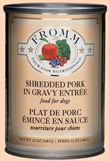 Fromm Shredded Pork in Gravy Entree 12oz