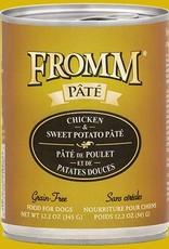 Fromm Chicken & Sweet Potato Pate 12oz