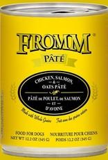 Fromm Chicken, Salmon, & Oats Pate 12oz