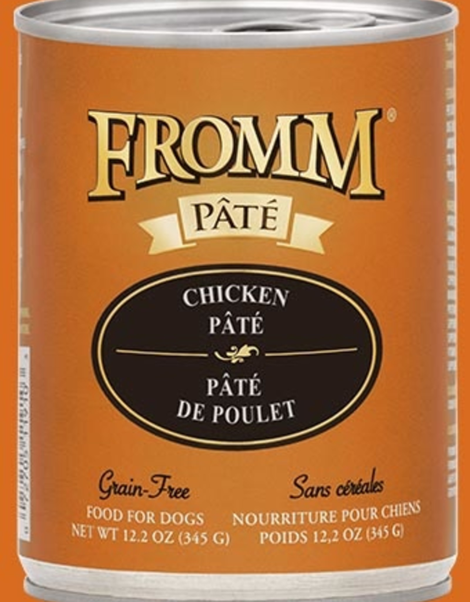Fromm Chicken Pate 12oz
