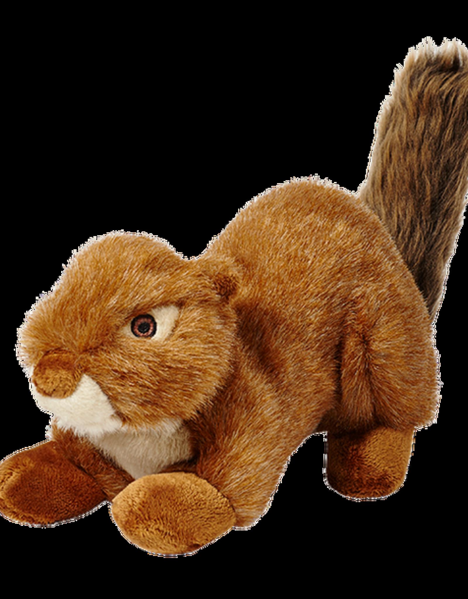 Fluff & Tuff Squeakerless Squirrel