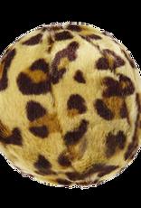 Fluff & Tuff Leopard Ball
