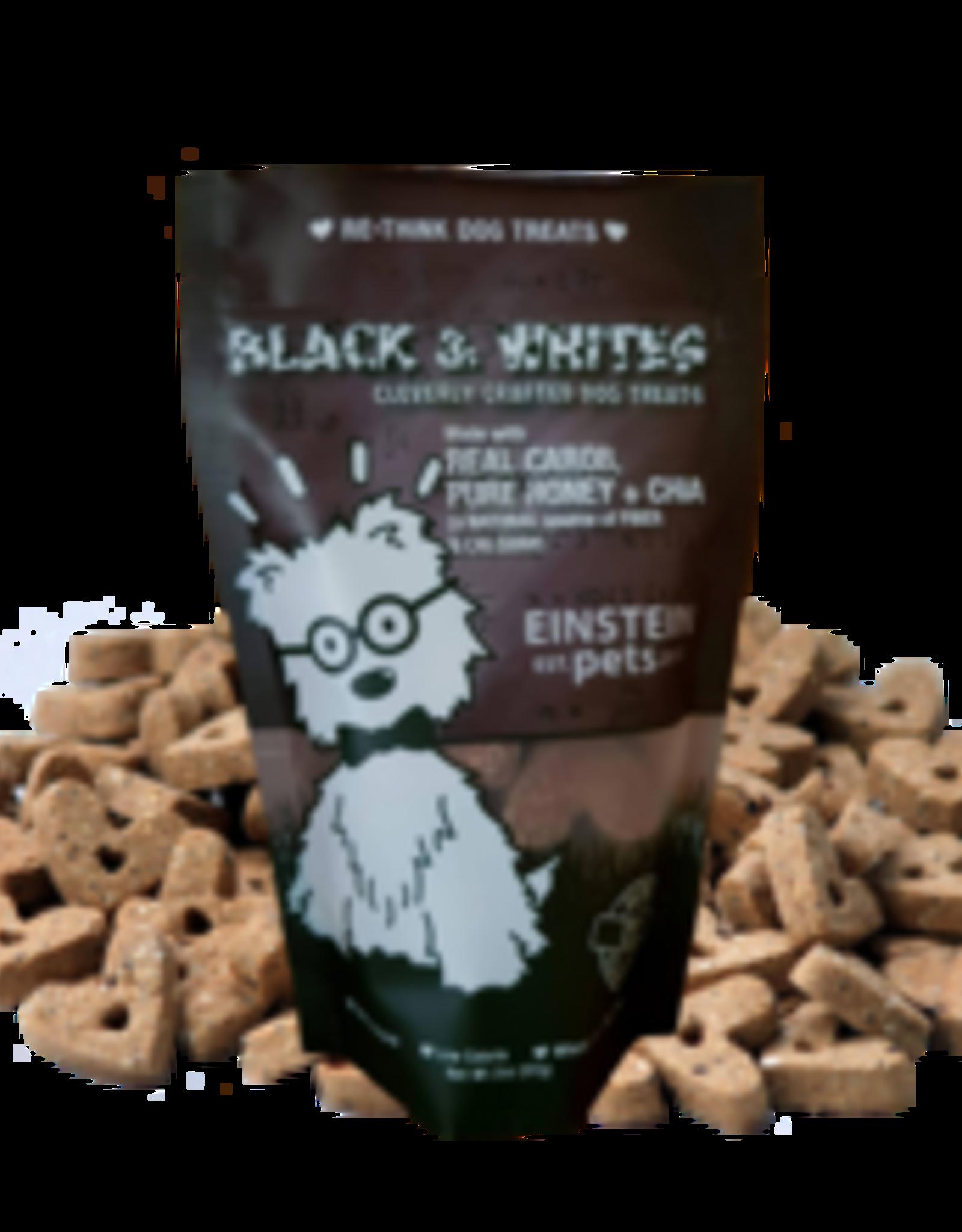 Einstein Pets Black & Whites 8oz