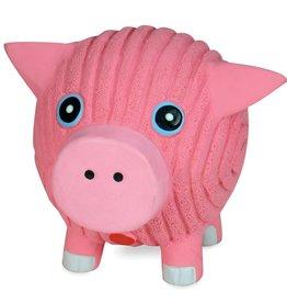 Huggle Hounds RuffTex Pig Small