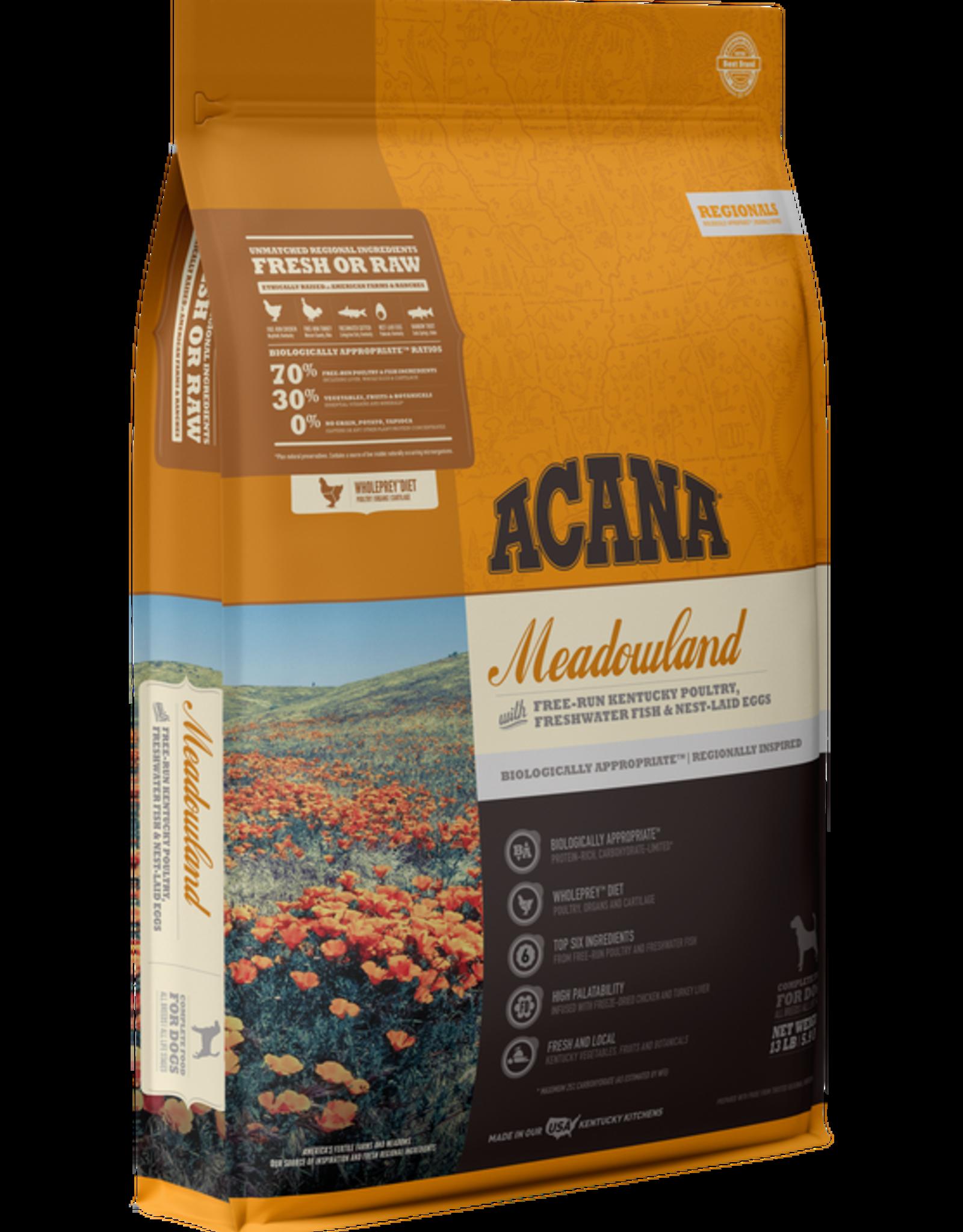 Acana Meadowland 4.5lb