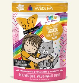 Weruva BFF - Tuna&Turk Tickles 3oz