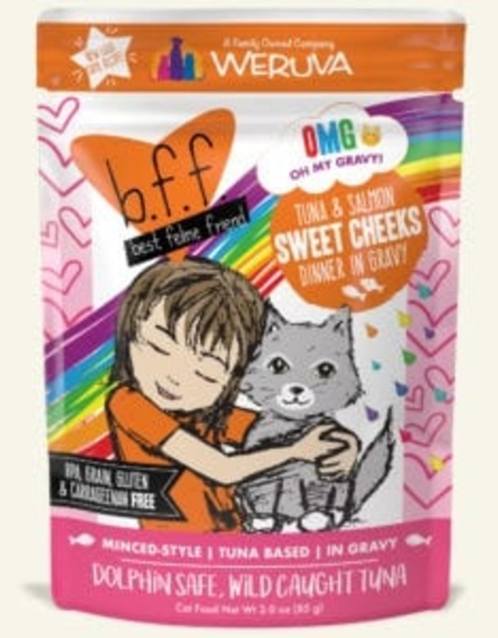 Weruva BFF - Tuna&Sam Sweet Cheek 3oz