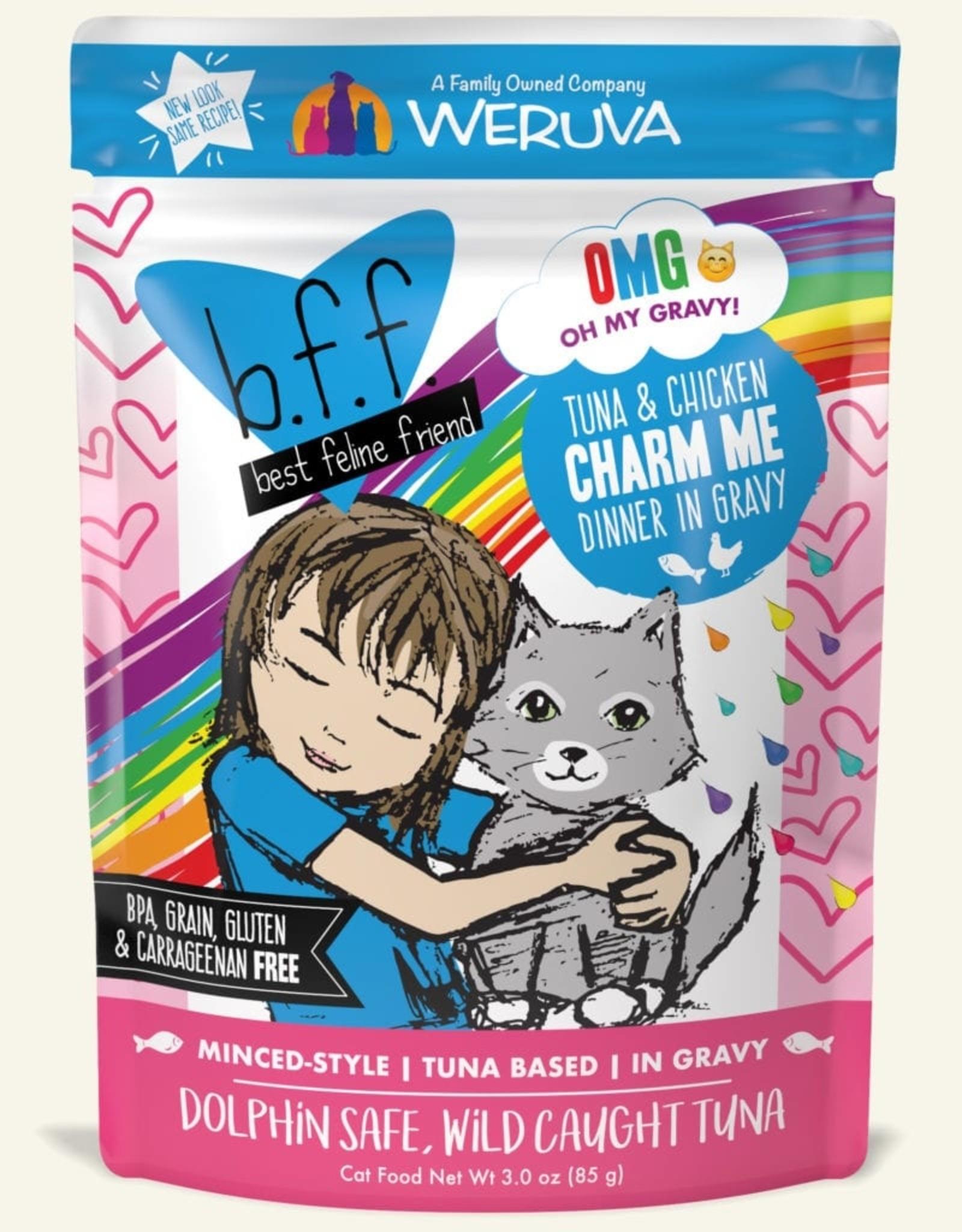 Weruva BFF - Tuna&Chk Charm Me 3oz