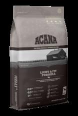 Acana Heritage Light & Fit 4.5lb