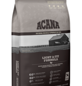 Acana Heritage Light & Fit 25lb