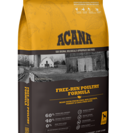 Acana Heritage Free-Run Poultry 25lb