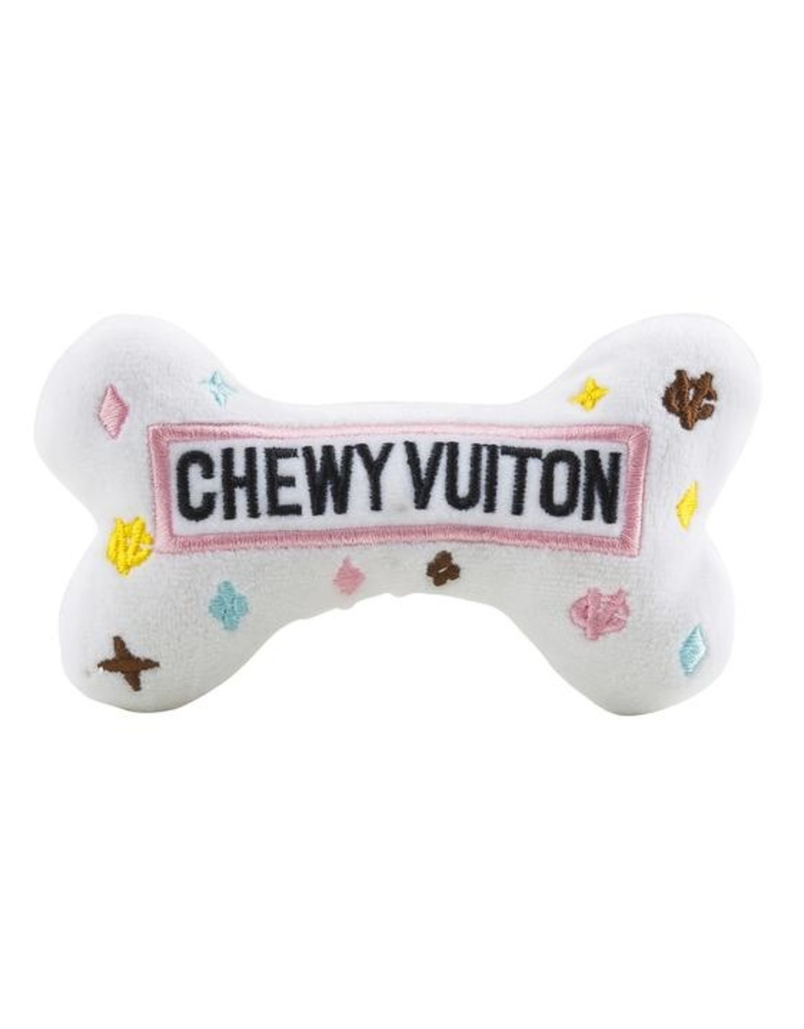 Dog Diggin Designs Chewy Vuitton Bone SM