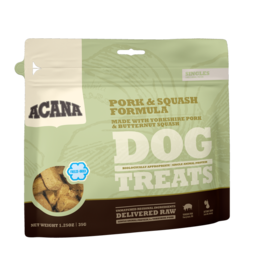 Acana Pork & Squash Dog Treat 3.25oz