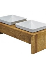 Bowsers Feeder - Bamboo Double S