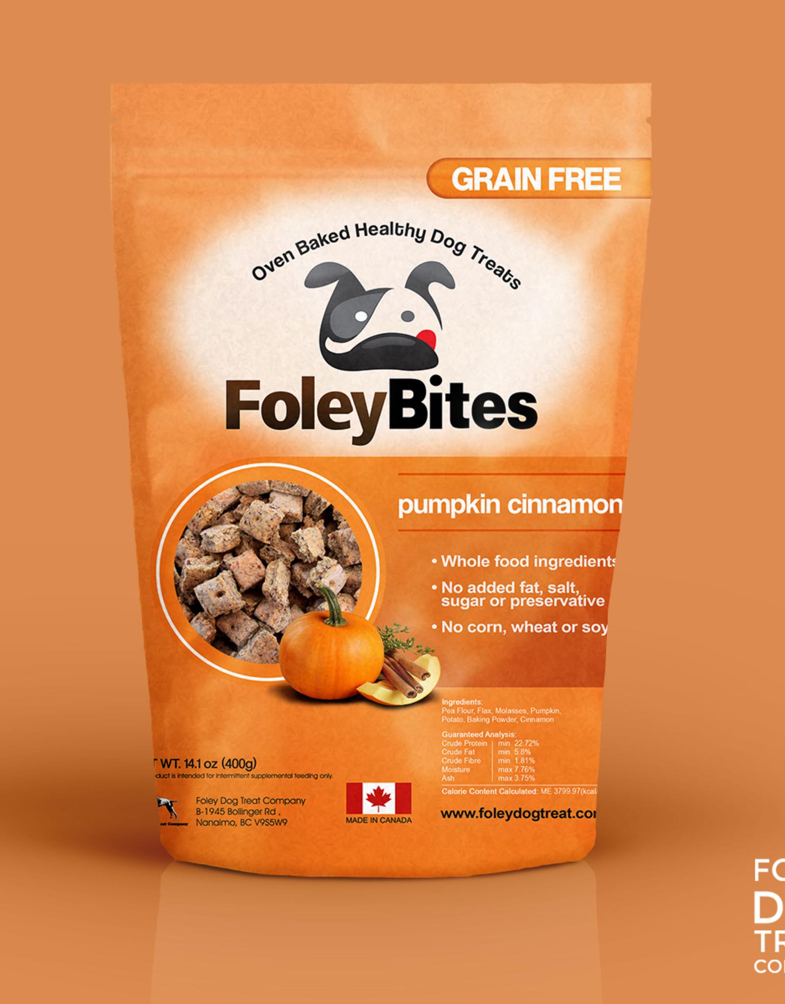 Foley Dog Treat Company BB - Pumpkin Cinnamon