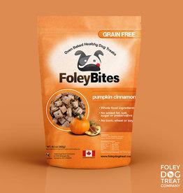 Foley Dog Treat Company FoleyBites - Pumpkin Cinnamon