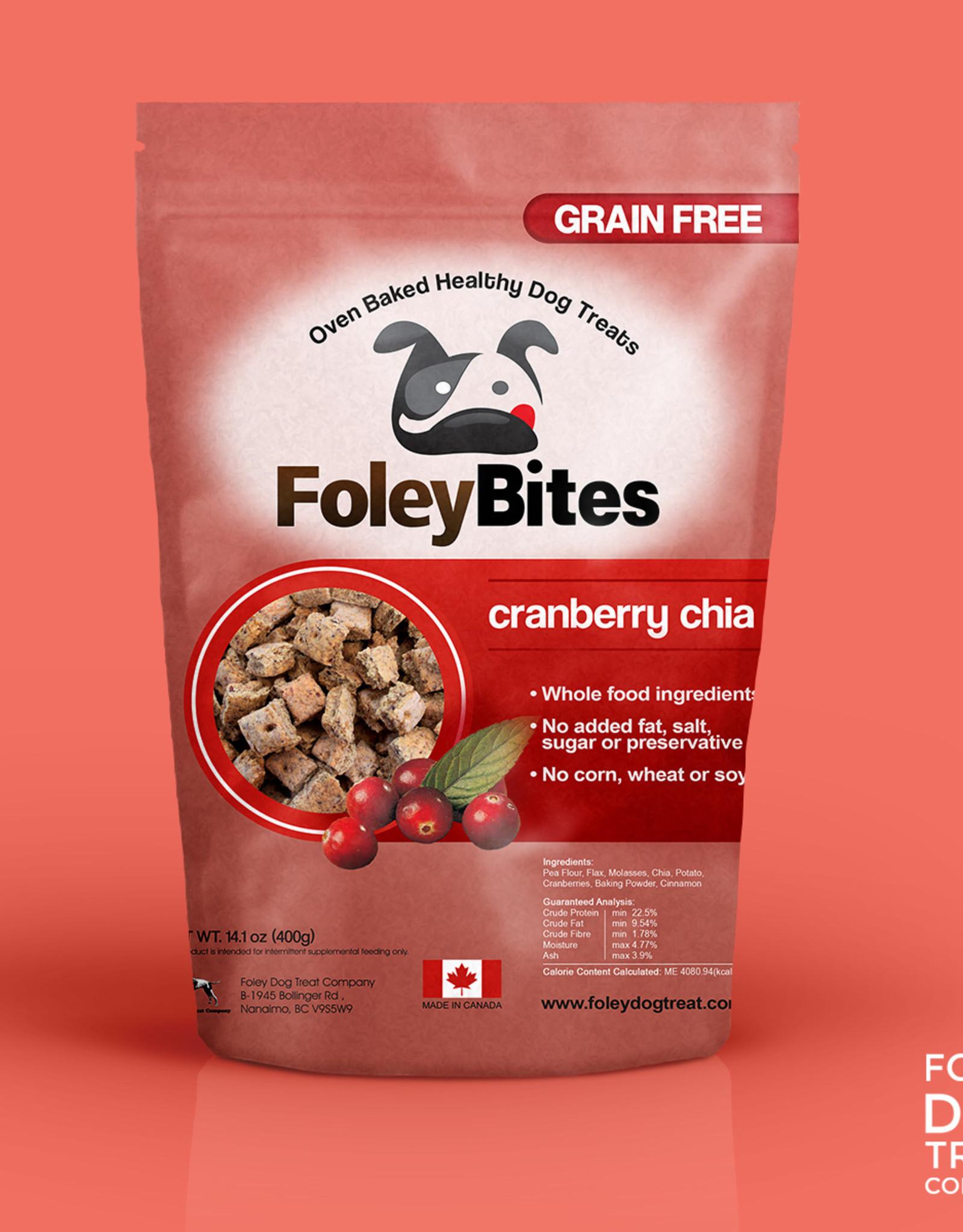 Foley Dog Treat Company BB - Cranberry Chia