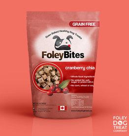 Foley Dog Treat Company Foley Bites - Cranberry Chia