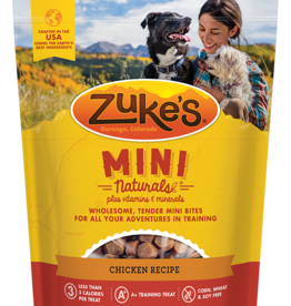 Zuke's Zuke's Mini Natural Chicken 6oz