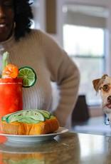 P.L.A.Y. Avo-doggo Toast