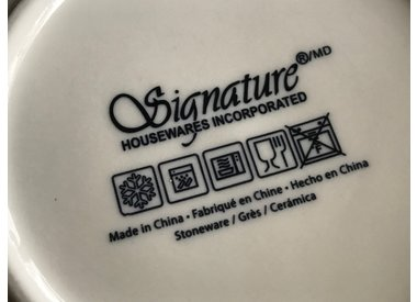 Signature Housewares