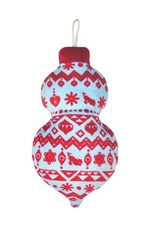P.L.A.Y. Santa's Little Ornament